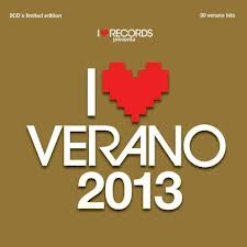 varios artistas - I Love Verano 2013