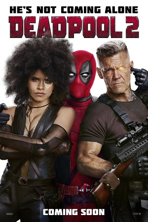 Film Deadpool 2 (2018) Bioskop