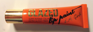 L.A. Girl Glazed Lip Paint hot mess
