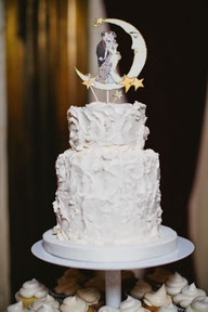 Cheryl Wants Cake Wedding Planning Stars And Moon Theme