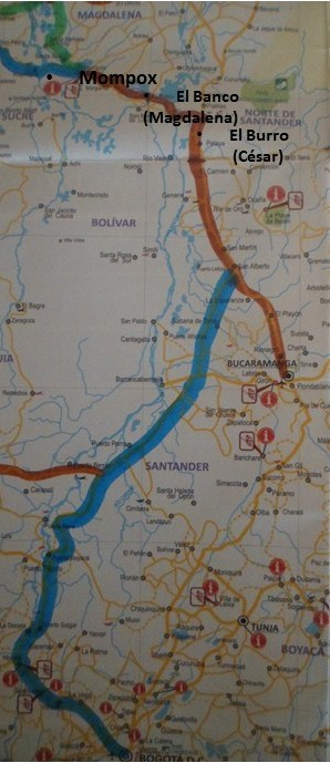 Mompox Colombia Como Llegar A Mompox