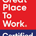 Sony Electronics Certified as a Great Place to Work