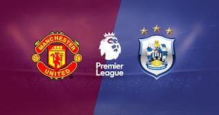 Susunan Pemain Manchester United vs Huddersfield Town