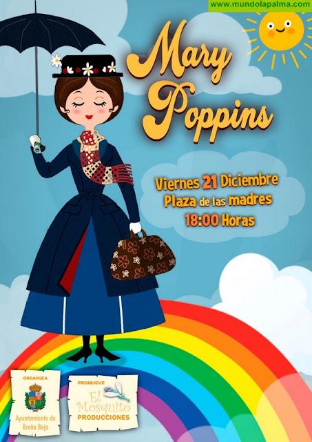 """BREÑA BAJA NAVIDAD: """"Mary Poppins"""""""