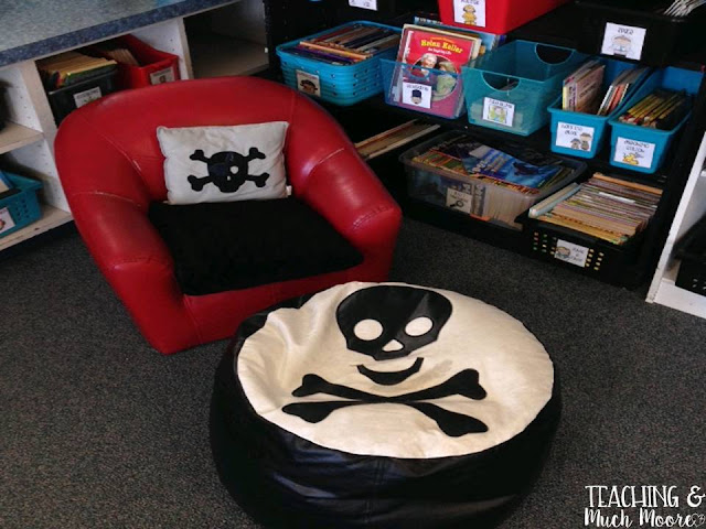 flexible seating in the primary classroom