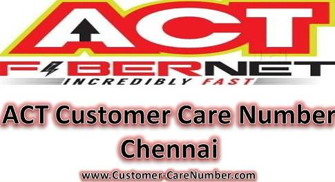 ACT Customer Care Number Chennai