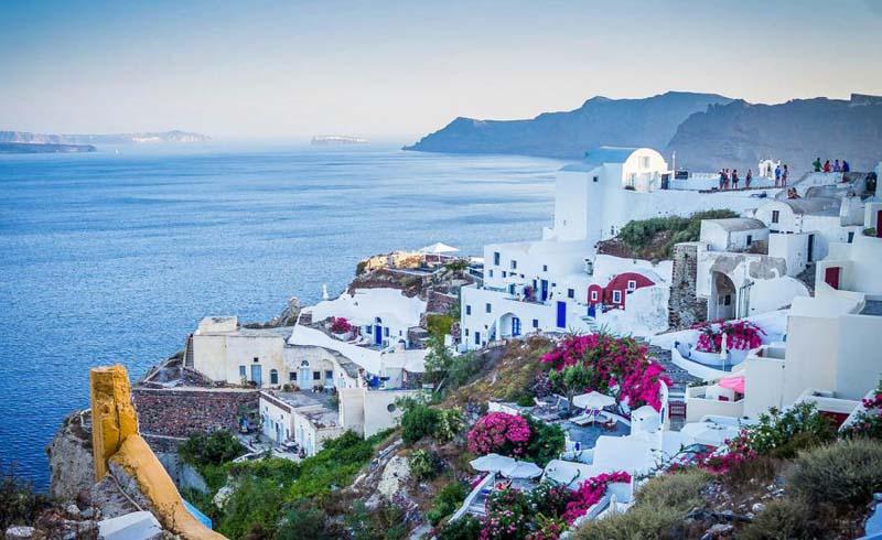 Greek Islands, Ferry, Beach