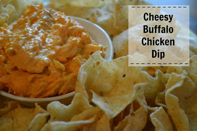 Slow Cooker Recipe for Buffalo Chicken Dip