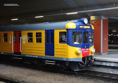 EN71, Przewozy Regionalne