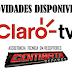 Claro TV : Novo canal HD adicionado