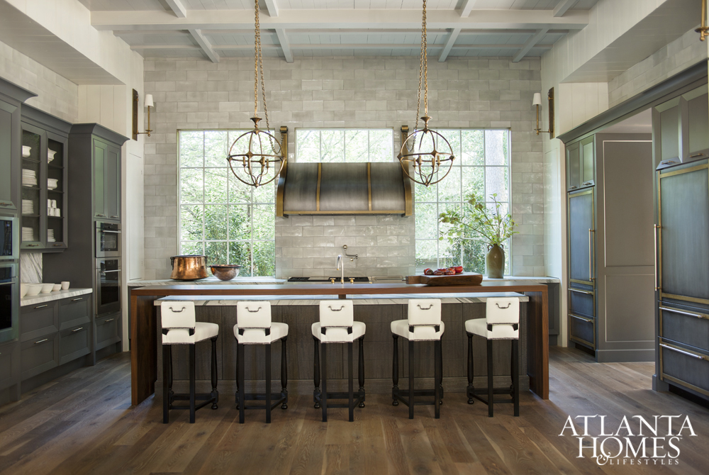 Ladisic kitchen in Atlanta Homes.