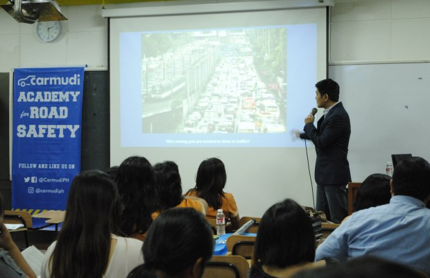 CARMUDI launches Road Safety Program in Cebu