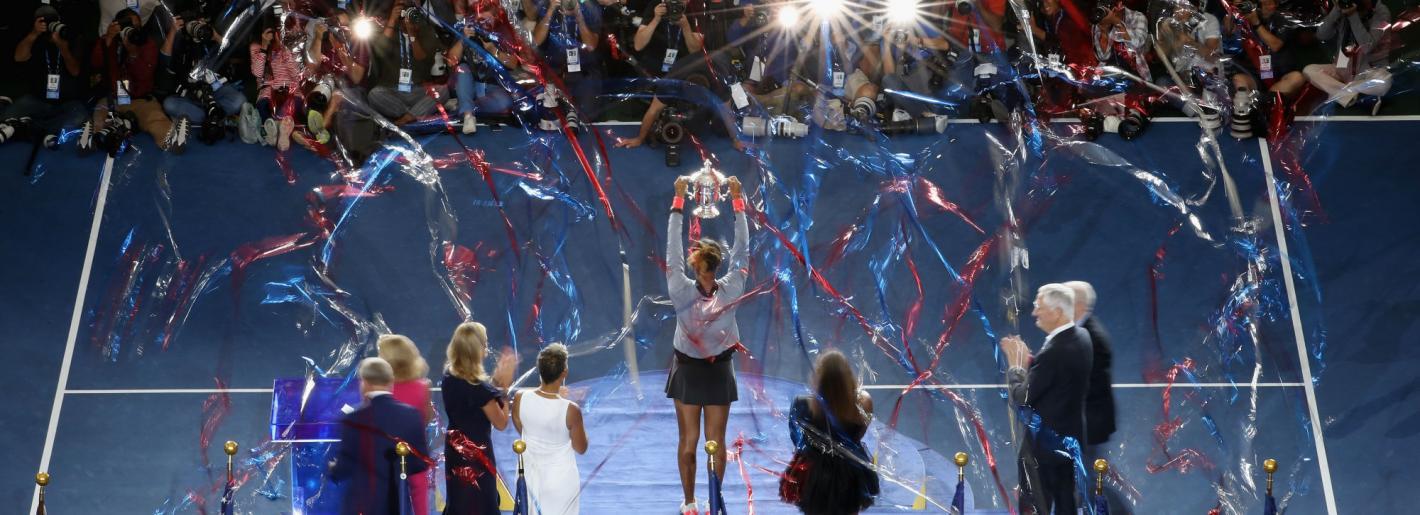 Naomi Osaka - US Open 2018