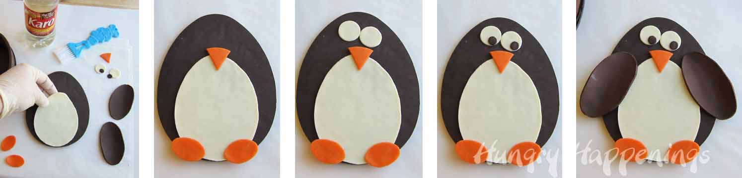 penguin template to cut out - Minimfagency