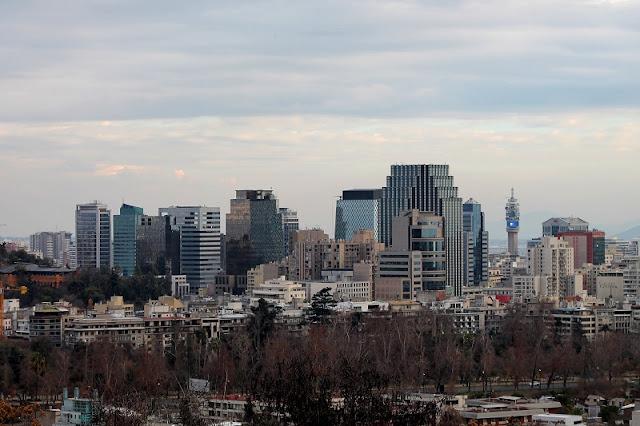 Mês de junho em Santiago