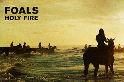"Recommended Music : Foals ""Holy Fire"" - Emotive and Soulful Album"