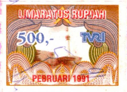 Indonesia Stamp Antique Collection