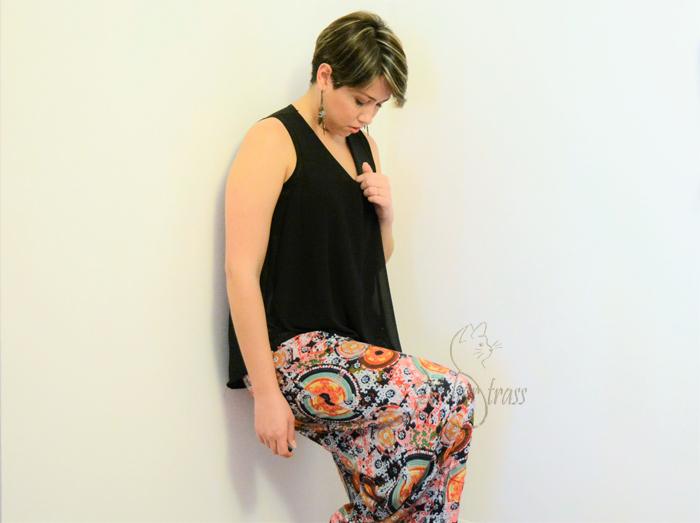 pantalón hindu