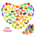$12.99 (Reg. $25.99) + Free Ship Pretend Play Food, 155-Pieces!
