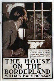 The House on the Borderland, 1921, copertina