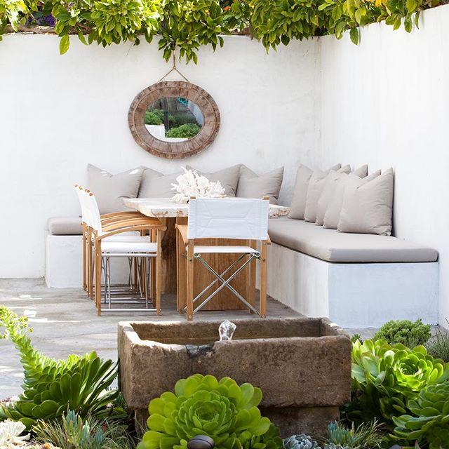 Casa tr s chic molly wood garden - Casa tres chic blog ...