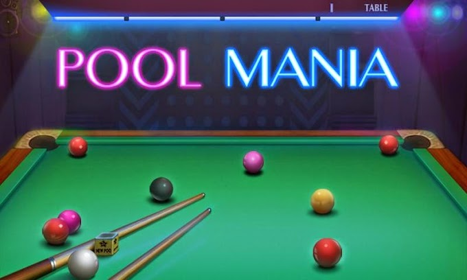 Pool Mania 1.9 - Είστε για μια παρτίδα μπιλιάρδου;