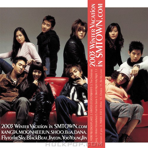SMTOWN – 2003 Winter Vacation In SMTown.com