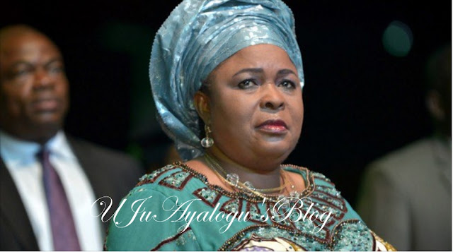 Patience Jonathan to Buhari - 'Treat me as Jonathan treated your wife, Aisha'