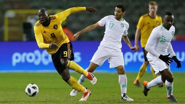 Belgia Unguli Tunisia 3-1 Lewat Lukaku Dua Gol Dibabak Pertama Dan Eden Hazard