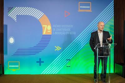 Roberto Nascimento, VP de Vendas Publicitárias da Discovery Networks Brasil - Divulgação