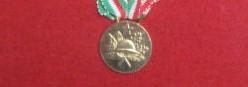 medaglia commemorativa 50° anniversario I Guerra mondiale