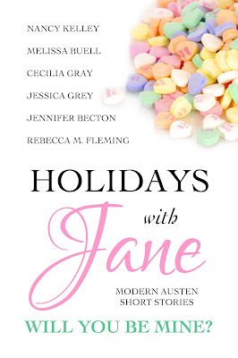 Book Cover: Holidays with Jane: Will You Be Mine?