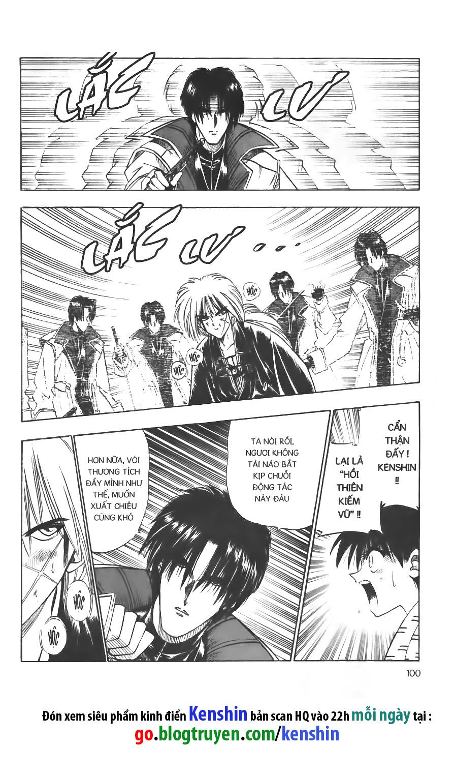 Rurouni Kenshin chap 27 trang 17