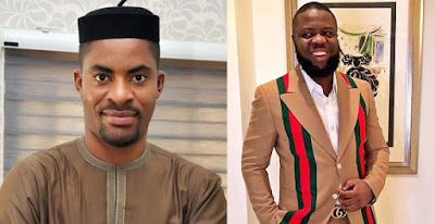 Deji Adeyanju challenges Hushpuppi to a debate in front of EFCC's office
