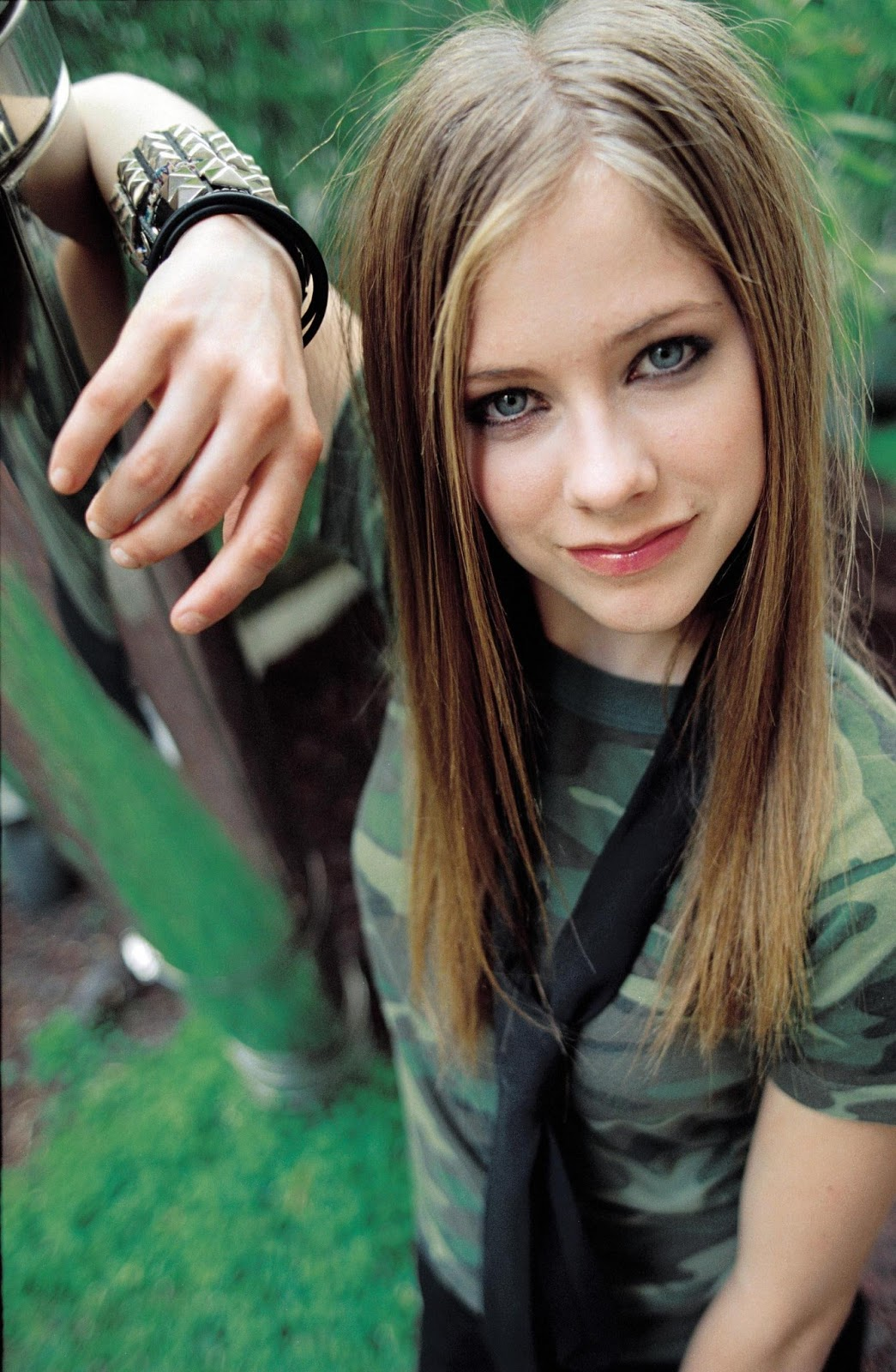 Avril Lavigne: Avril Lavigne photoshoot