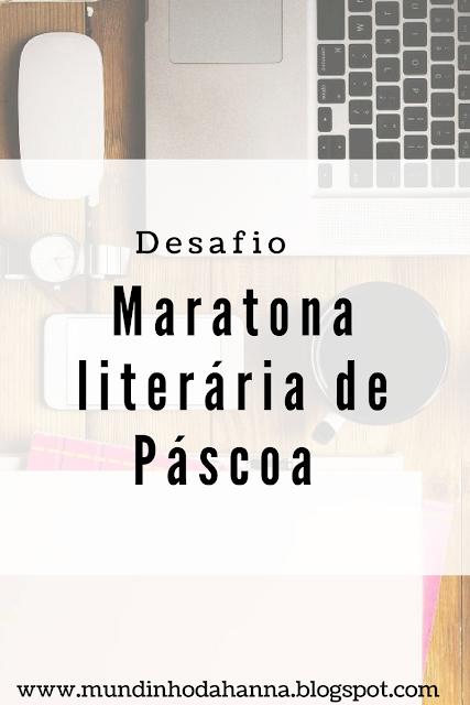 Maratona literária de Páscoa