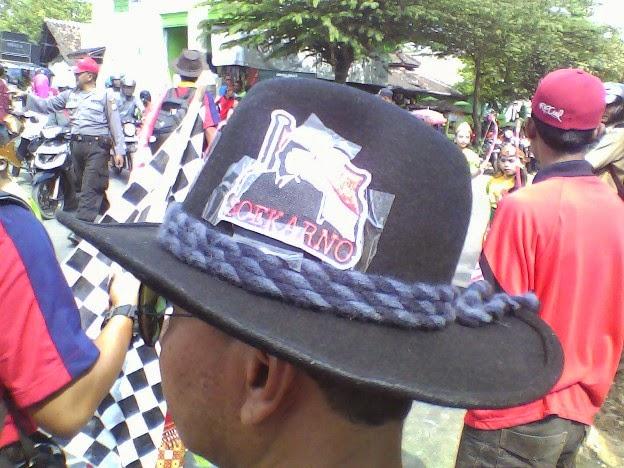 SD Saringembat 3 pada acara karnaval singgahan tuban
