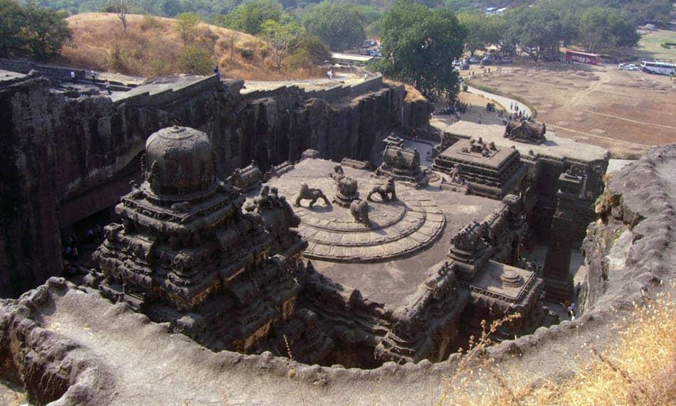 A, Arkeolojik keşif, Açıklanamayanlar, Tek bir kayadan oluşan Hindu tapınağı, İnanılmaz Hindu tapınağı, İnsan yapımı olmayabilir mi?, Antik tapınaklar, Antik Hindu tapınağı, Kailasa Tapınağı, Arkeoloji