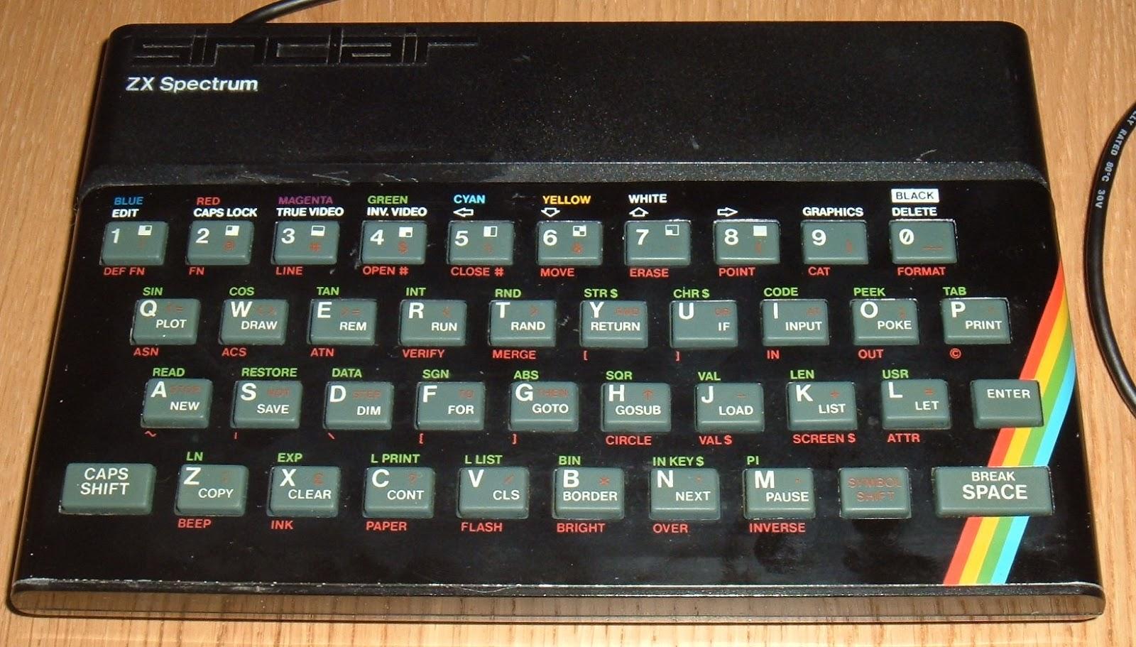 Raspberry Pi gets a ZX Spectrum emulator Pimulators t