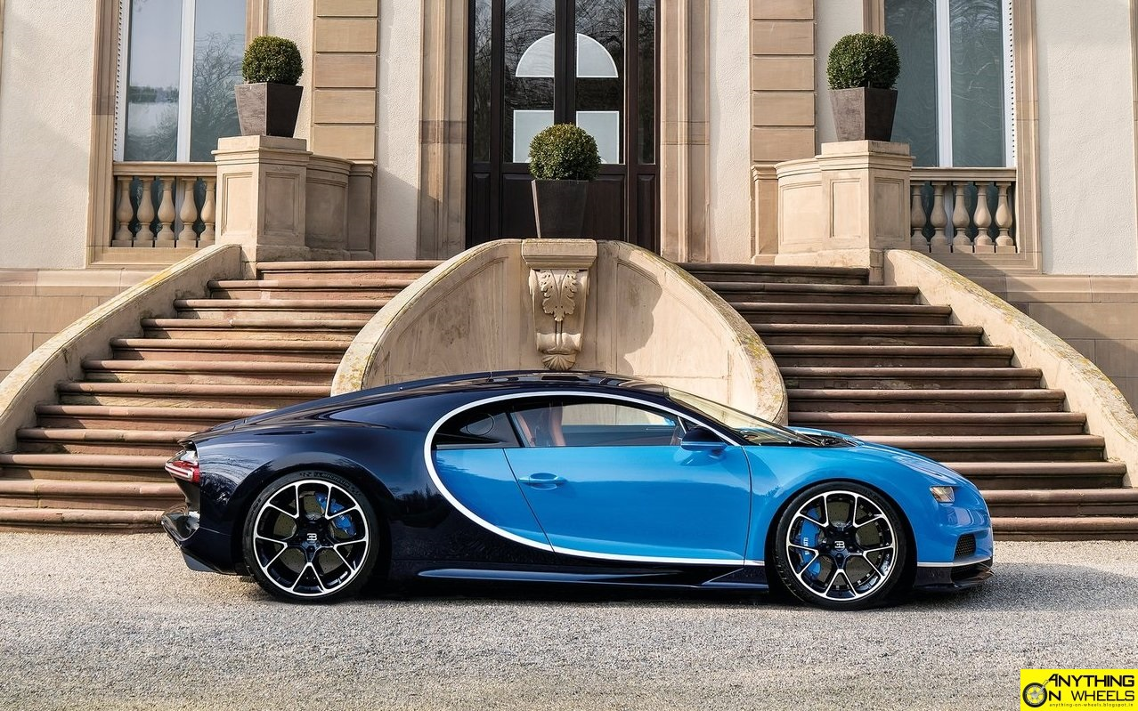 Visually, The Chiron Looks Inspired By The Veyron And Is Every Bit A Bugatti.  But, Unlike The Veyron That Looked A Bit Odd From Certain Angles, ...