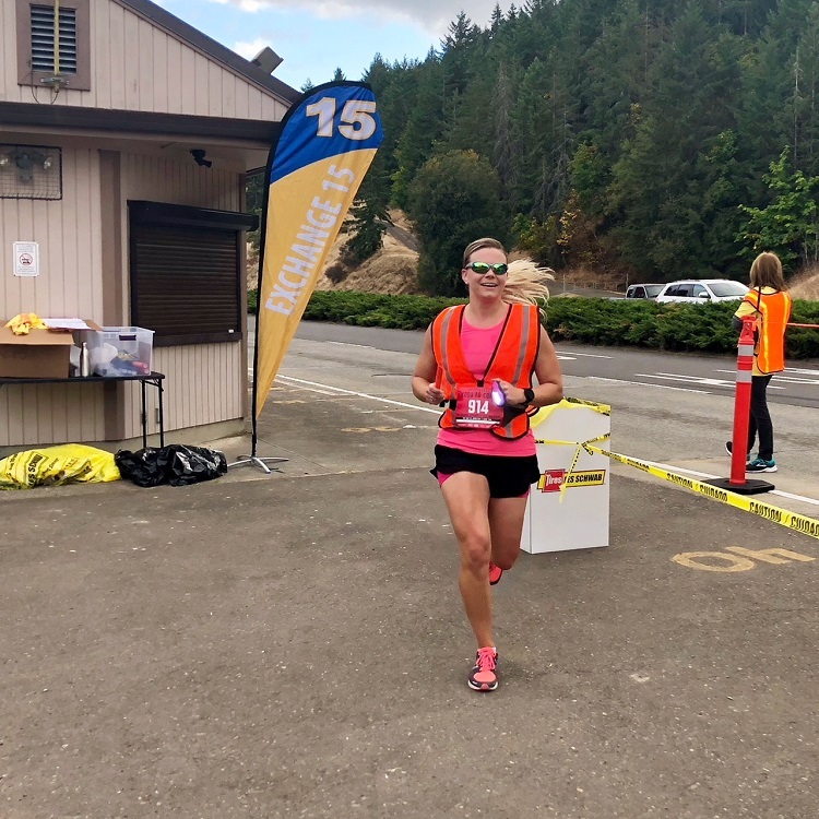 Hood to Coast 2018, Scrambled Legs' And Achin, HTC