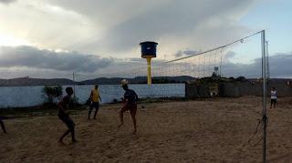 Nova modalidade esportiva começa ser praticada em Frei Martinho