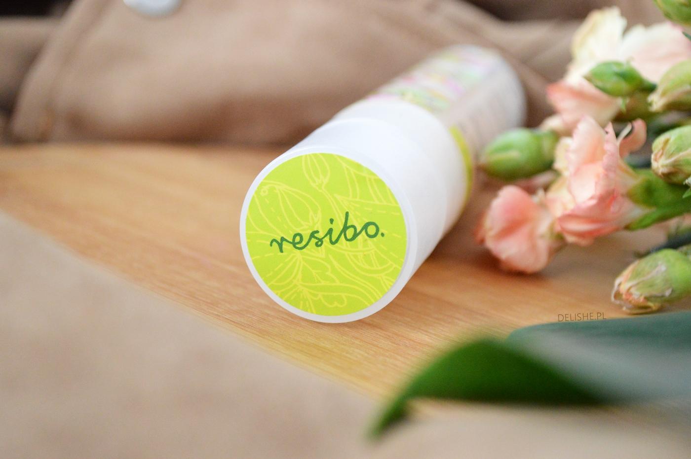 esencja odmładzająca Resibo blog