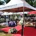 Shocking Photos of billionaire businessman Buried with Money