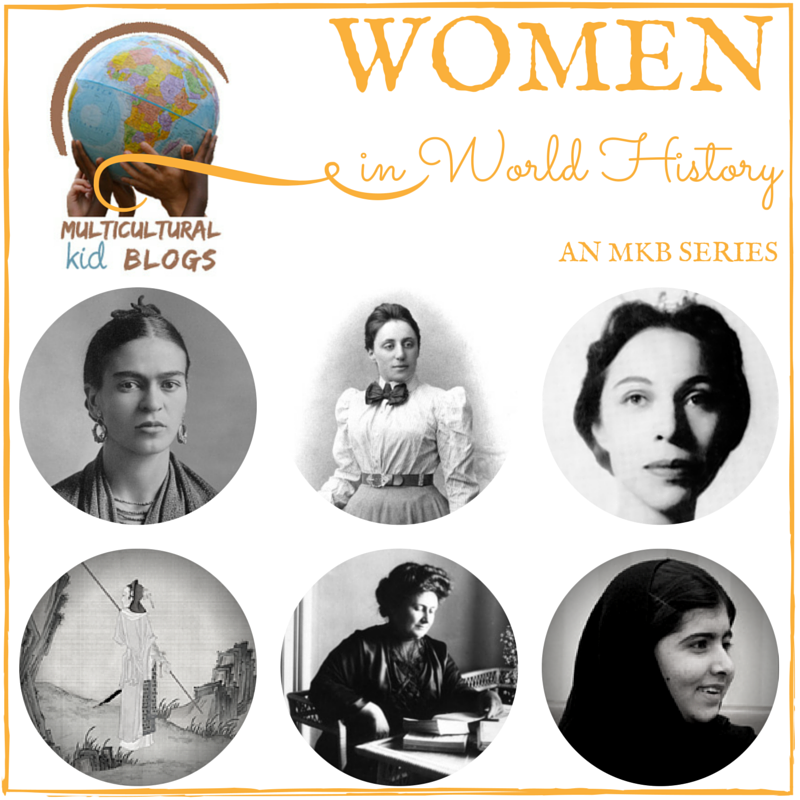 http://multiculturalkidblogs.com/womens-history-month-series/