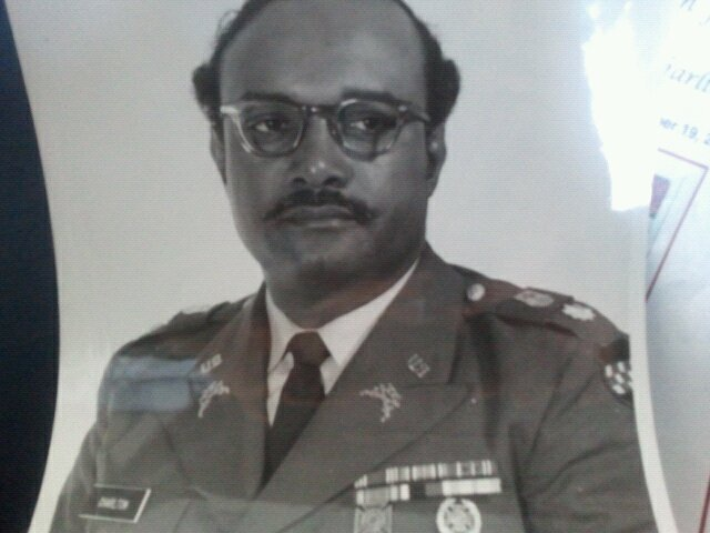 Retired Lt Col - Buffalo Soldier - Veteran w/ 20 years service in the army