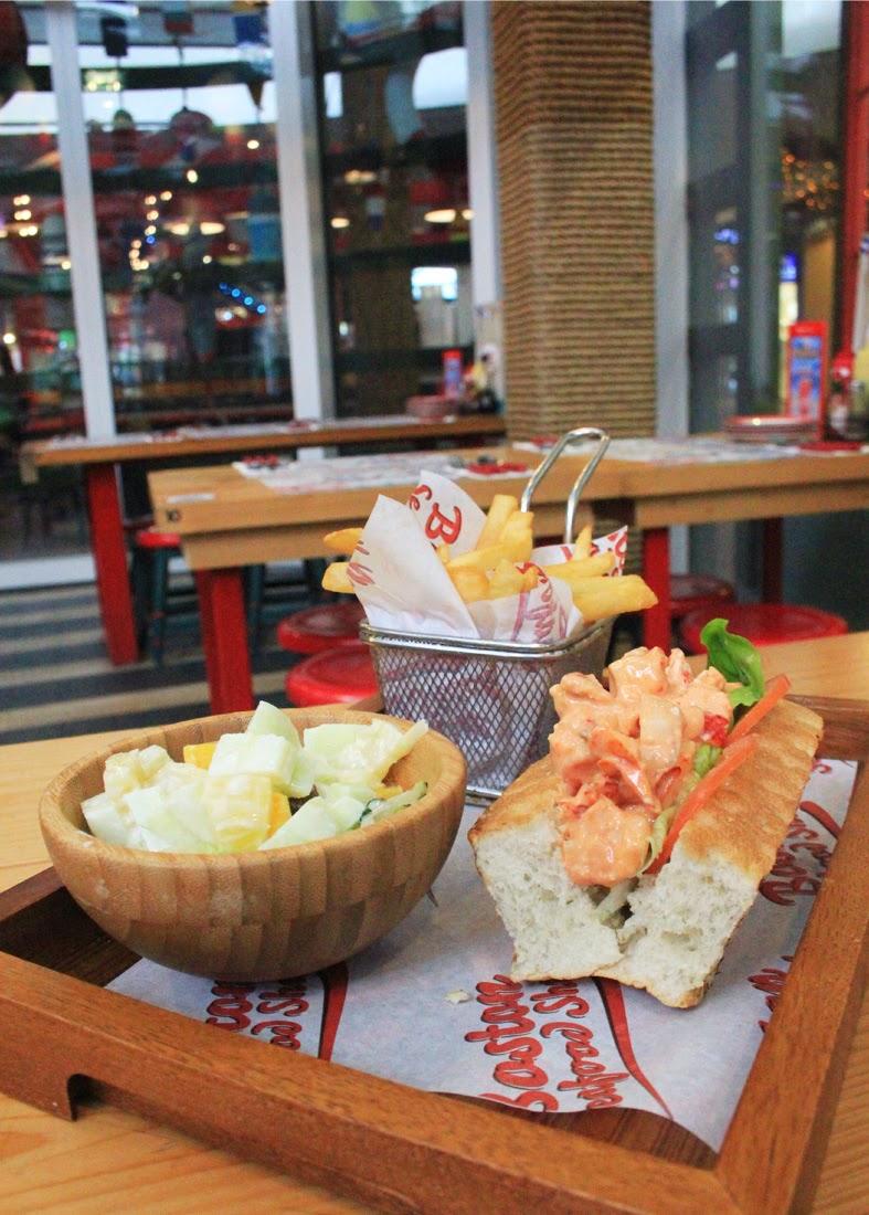 Boston Seafood Shack at Star Vista