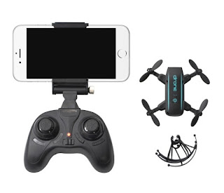 Review Linxtech IN1601 Mini Drone Buat Selfie di Kamar