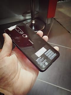 Nokia X6 - Analise