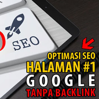 Optimasi Seo Tanpa Backlink